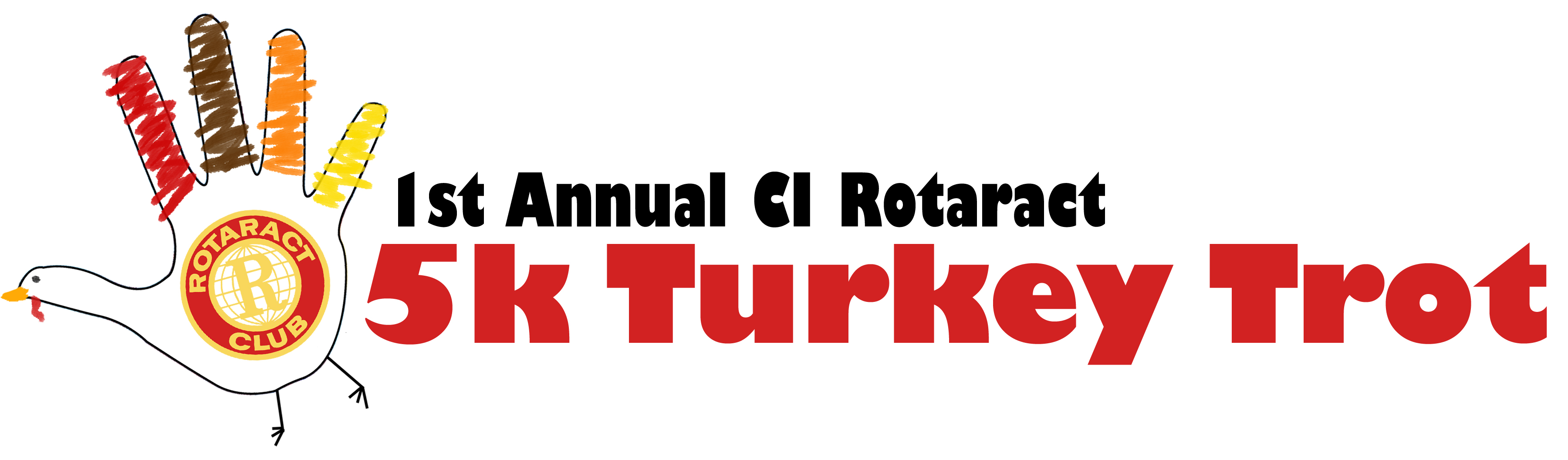 1st Annual CI Rotaract Turkey Trot