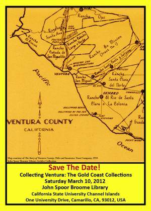Collecting Ventura Save the Date Card