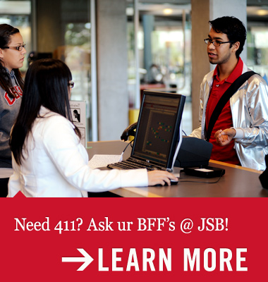 411? Or SOL? Ask ur BFF's @ JSB!